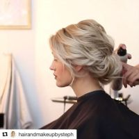 17 Best ideas about Short Hair Updo on Pinterest