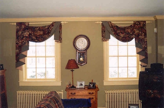 Asymmetrical Swag Valances And Curtains Pinterest Valances And Swag