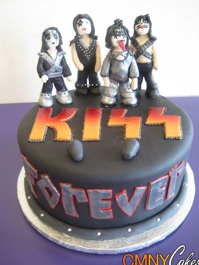 121 Best images about Rock  Metal Cakes m on Pinterest  Birthday cakes Led zeppelin and Rob