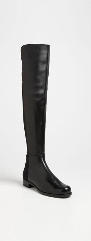 Over the moon for Stuart Weitzmans over the knee boots ;)