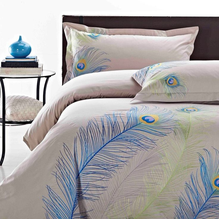 Peacock Duvet set. OMG!!!! THIS WOULD BE PERFECT!!!!!!!!!!!!!!!!!!!!!!!!!!!!!!!!!!!!!!!!!!!!!!!!