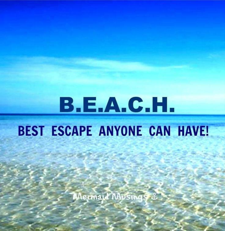 So true!!  (especially when you escape to the beaches of Hutchinson Island!) #LoveFL