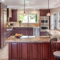 25+ best ideas about Cherry wood kitchens on Pinterest ...
