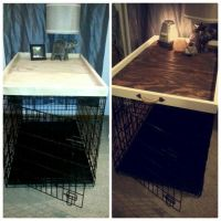25+ best ideas about Dog Crate Table on Pinterest ...