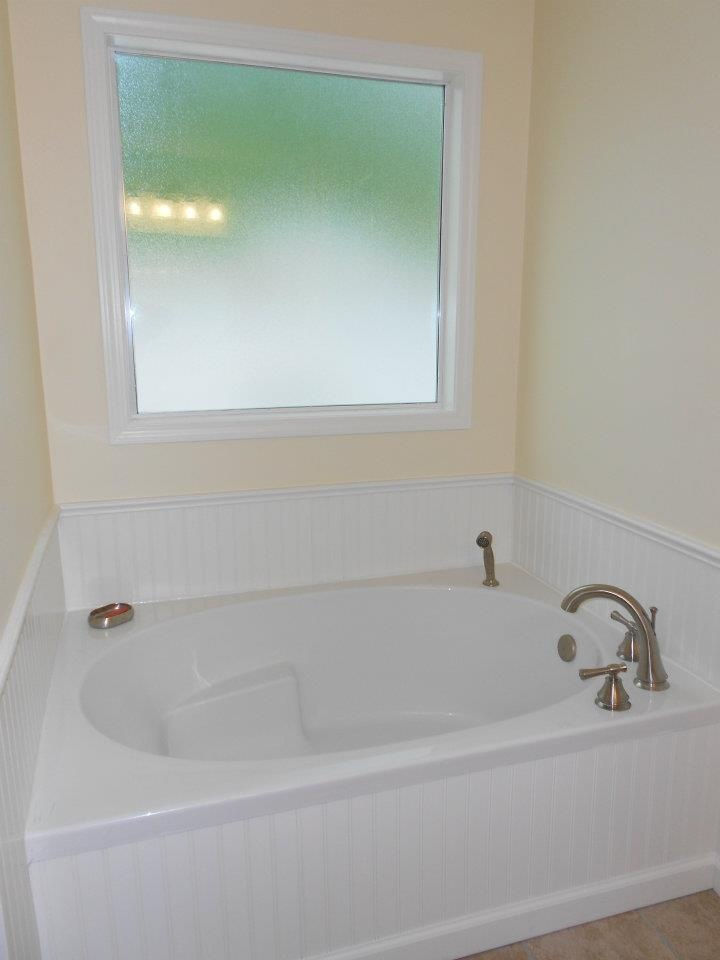 Beadboard Around Bathtub  Our Happy Home!  Pinterest