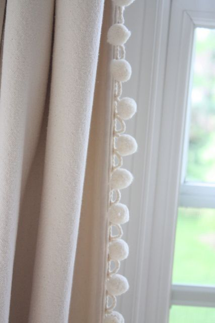 25 Best Ideas About Pom Pom Curtains On Pinterest Curtains