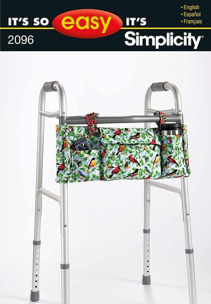 1000 ideas about Walker Bags on Pinterest  Adult Bibs