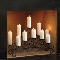 17 Best ideas about Candle Fireplace on Pinterest ...
