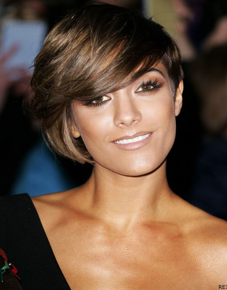 Find another beautiful images 2014 Short Hairstyles For Round Faces Ladies at http