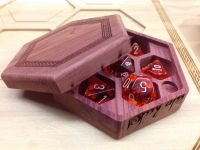 Dungeons and Dragons and Dice holder | Games | Pinterest ...