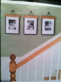 unique ways to hang pictures what a unique way to hang ...