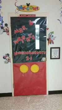 Mice, Doors and Classroom on Pinterest
