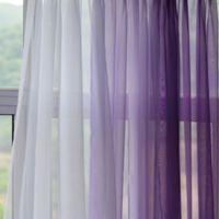 25+ best ideas about Purple curtains on Pinterest