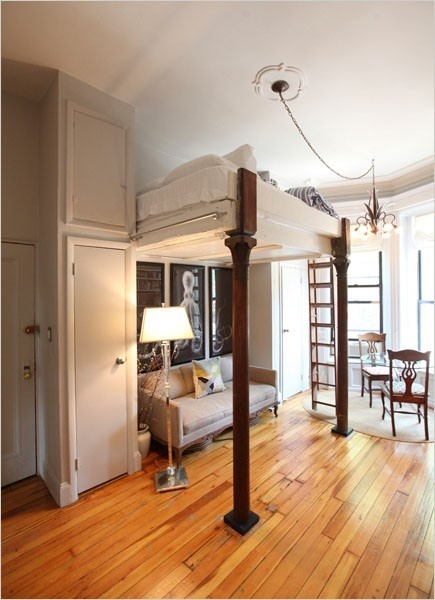 1000 images about Loft beds on Pinterest  Built in bunks Nooks and Rope ladder