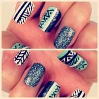1000+ images about nails on Pinterest | Nail art, Accent ...