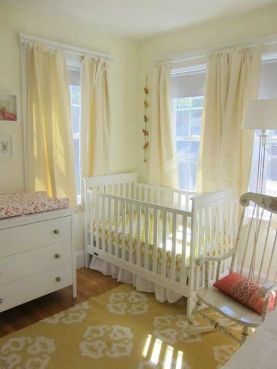 25 Best Ideas About Curtains For Nursery On Pinterest Nursery