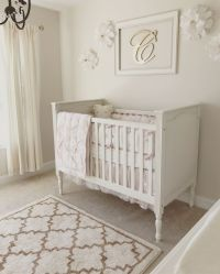 25+ best ideas about Gold Nursery on Pinterest | Gold baby ...
