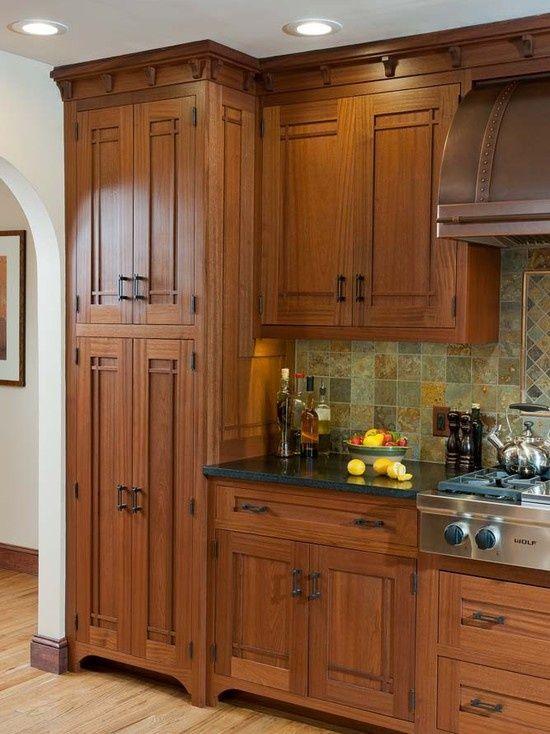 Best 25 Craftsman Style Kitchens Ideas On Pinterest