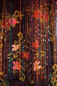 Romantic beaded curtain... | Bohemian Gypsy | Pinterest ...