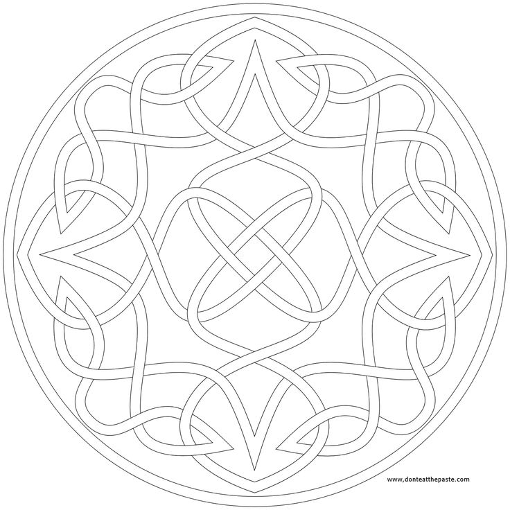 158 best images about Celtic Colouring on Pinterest