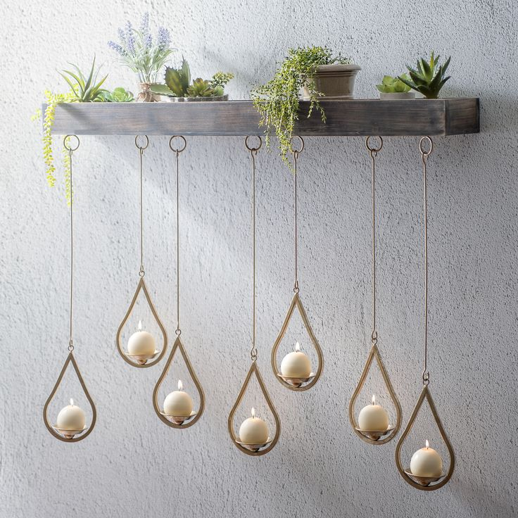Best 25+ Hanging candle chandelier ideas on Pinterest