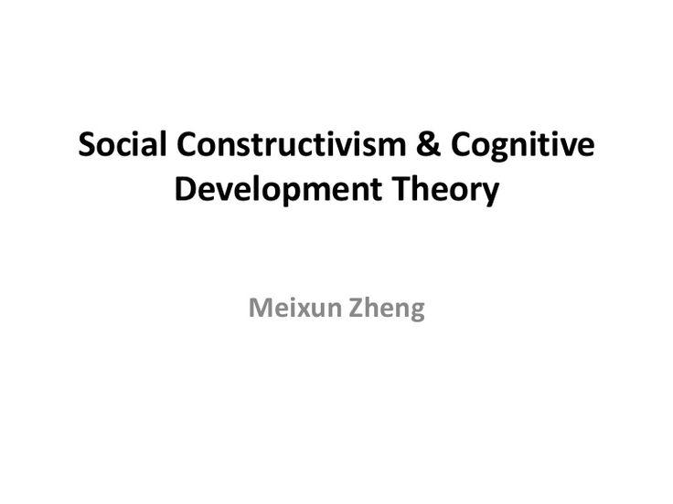 17 Best ideas about Social Constructivism on Pinterest