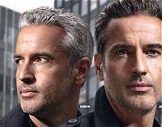 ideas grey hair men
