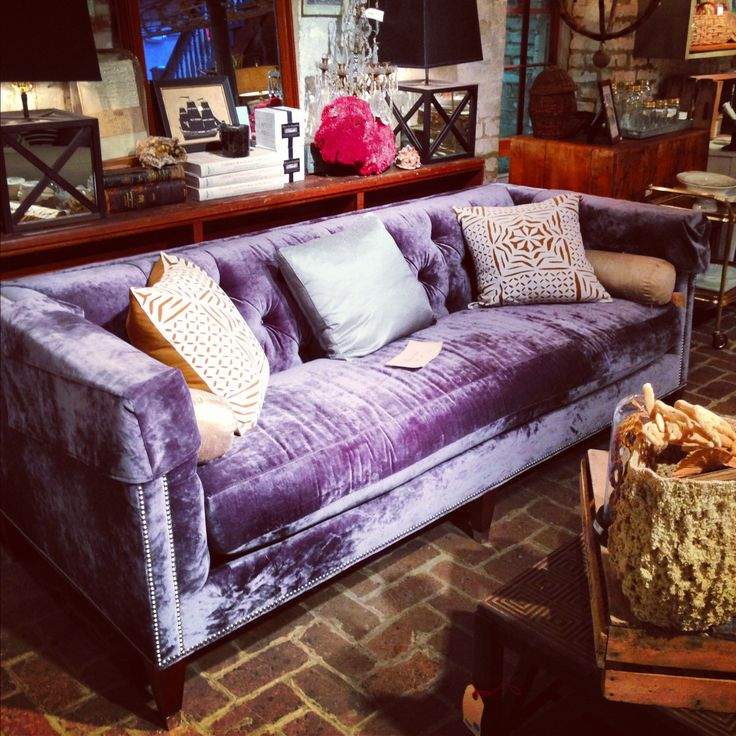 146 Best Images About Purple Couch Heaven On Pinterest Purple