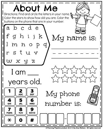 25+ best ideas about Kindergarten preparation on Pinterest