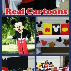 Mickey Mouse Bean Bag Chair Wicker Outdoor Dining Chairs 22 Best Images About And Minnie Birthday Party Ideas On Pinterest | Diy ...