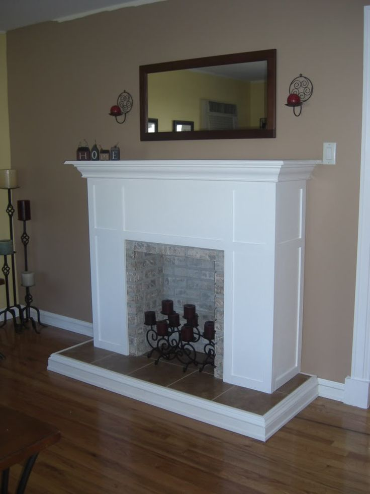 16 Best Images About Faux Fireplaces On Pinterest Faux