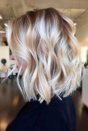 ideas blonde layered