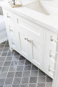 Best 20+ Bathroom floor tiles ideas on Pinterest