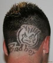 crazy hair hr tattoos