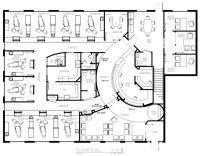 Dental Office Design Floor Plans | Nine Chair Dental ...