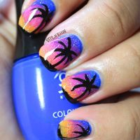 1000+ ideas about Palm Tree Nails on Pinterest | Tree ...
