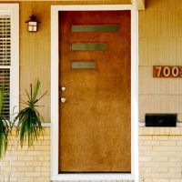 17 Best images about Mid Century Front Doors on Pinterest ...