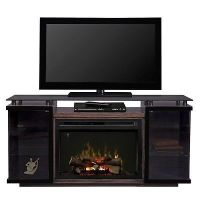 25+ best ideas about Electric fireplace entertainment ...