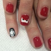 big hero 6 nail art baymax comic