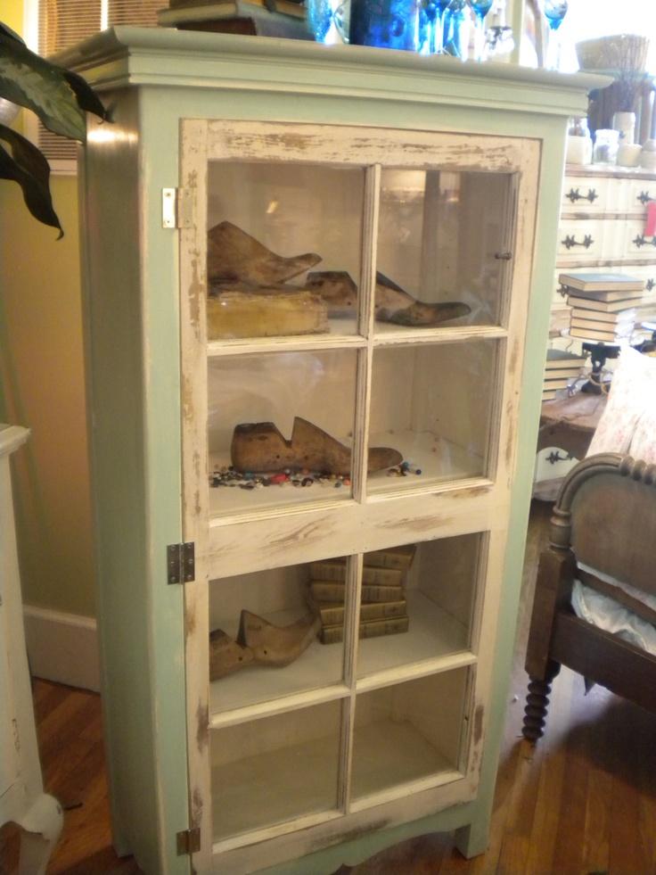 395 Best images about Old windowcabinet door repurpose on