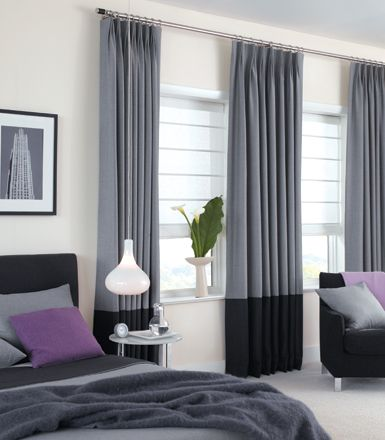 45 Best Images About Furnishings Euro Pleat Drapes On