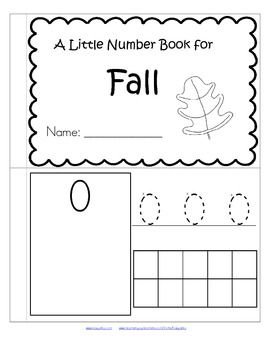 42 best images about Number Recognition Pre K on Pinterest