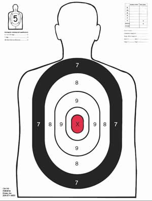 161 best images about printable targets on Pinterest