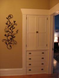 Linen Closet Cabinet Plans - WoodWorking Projects & Plans