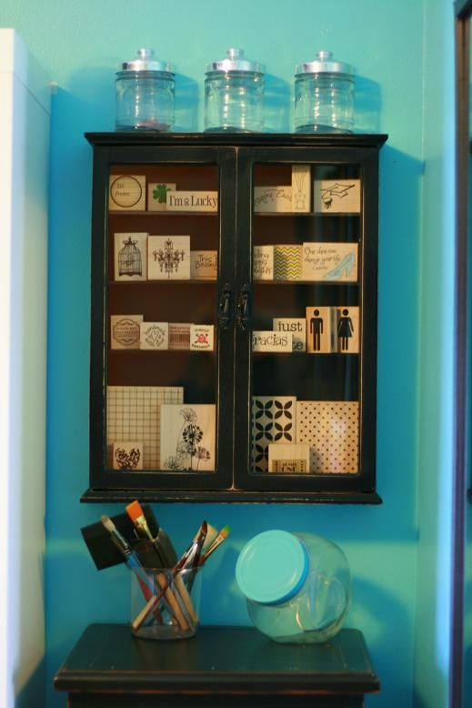 17 Best images about Rubber Stamp Storage on Pinterest