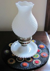 1000+ images about Hobnail Milk Glass on Pinterest | Milk ...