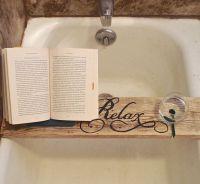 Die besten 17 Ideen zu Badewanne Ablage auf Pinterest ...