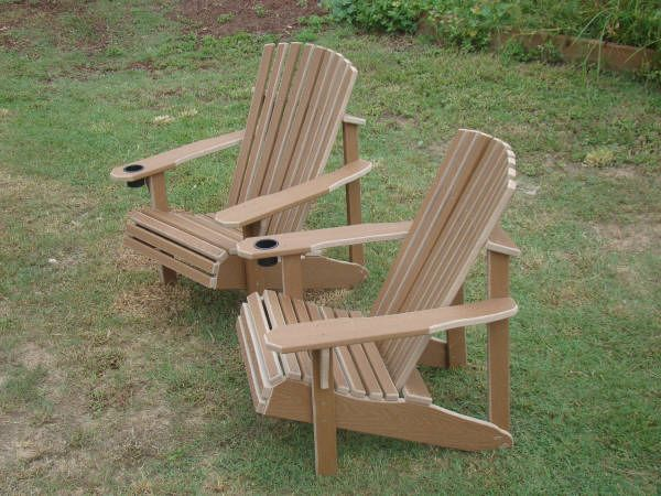 25 best ideas about Composite Adirondack Chairs on