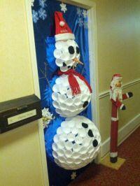 Felt and Snowman on Pinterest