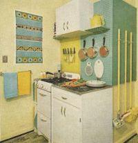 17 Best ideas about 1960s Kitchen on Pinterest | 1970s ...